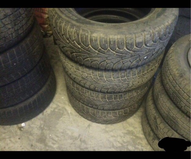 Зимние шины. Фото 2. Невинномысск.