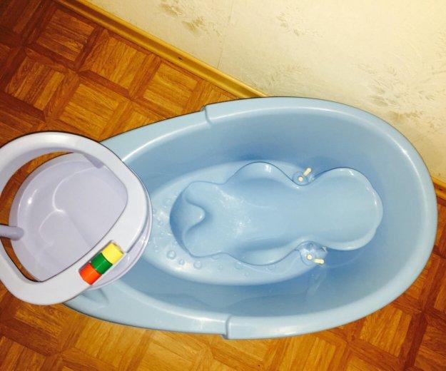 Ванночка для купания малыша. Фото 1. Поварово.