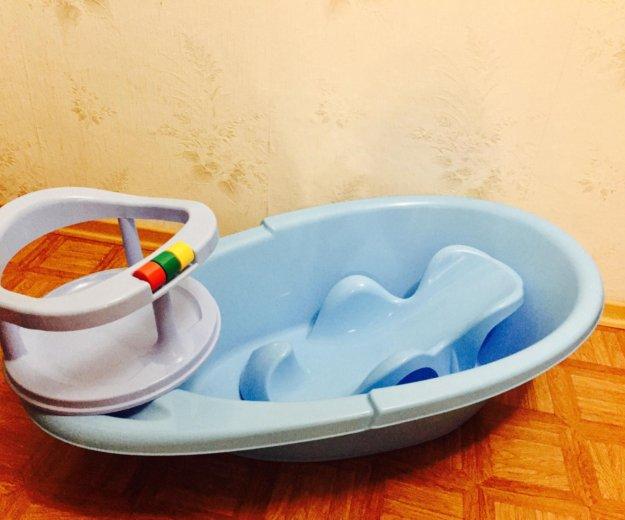 Ванночка для купания малыша. Фото 2. Поварово.