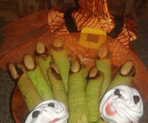 Печенье на хеллоуин!!!!. Фото 1. Челябинск.