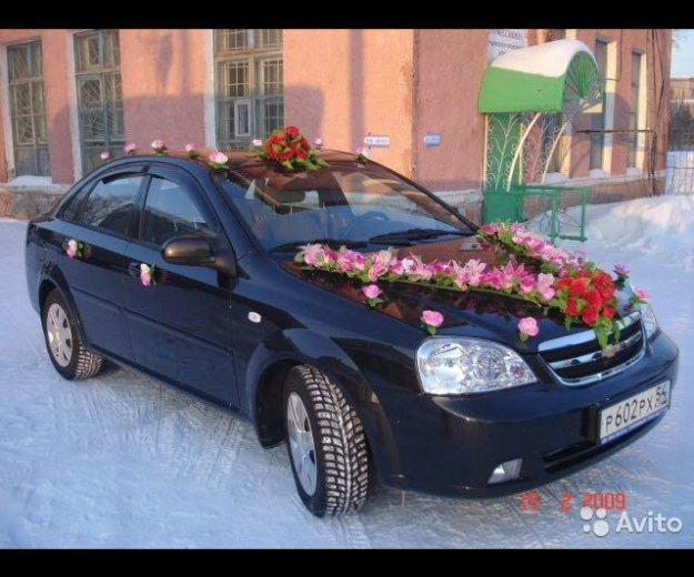 Свадебное украшение на авто. Фото 1. Новосибирск.
