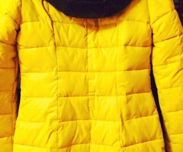 Пуховик зимний. Фото 1. Балашиха.