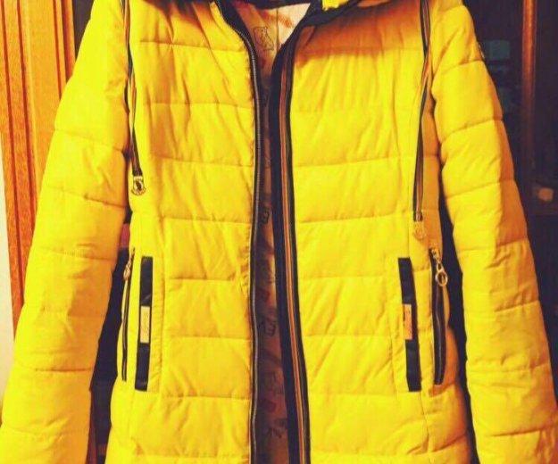 Пуховик зимний. Фото 2. Балашиха.