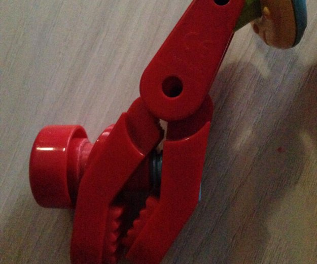 Игрушка на коляску/стульчик. Фото 2. Коммунарка.