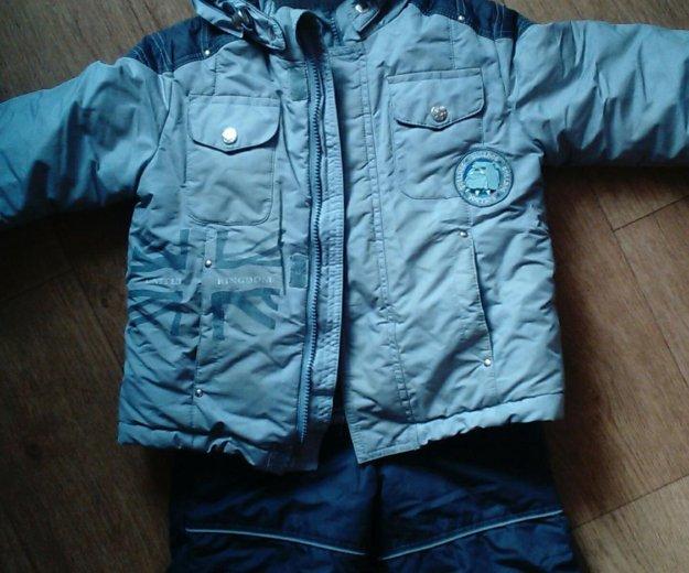 Зимний костюм для мальчика 2-4 года. Фото 2. Челябинск.
