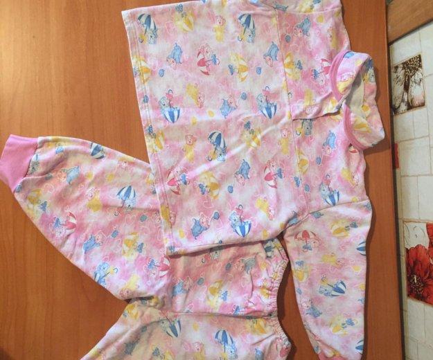 Пижама для девочки. Фото 1. Тюмень.