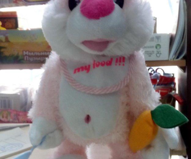 Мягкая игрушка заяц. Фото 1. Нижний Новгород.