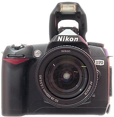 Фотоаппарат nikon d70. Фото 1.