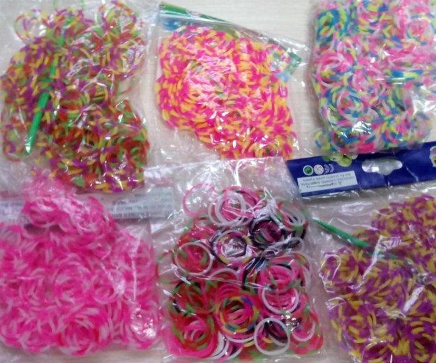 Резиночки для плетения браслетоа. Фото 1. Нижний Новгород.