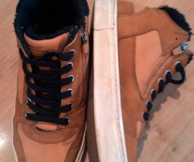 Ботинки осенние. Фото 1. Владимир.