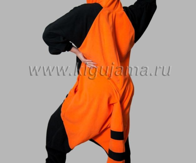 Пижама кигуруми енот (красная панда). Фото 3. Москва.