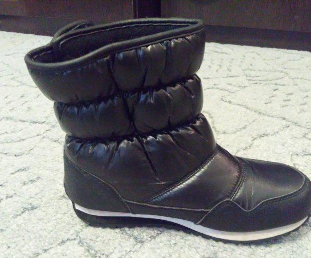 Ботинки 36  размер. Фото 2. Ростов-на-Дону.