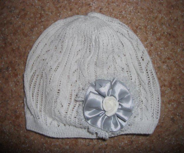 Летняя шапочка на 1.5 г. Фото 1. Набережные Челны.