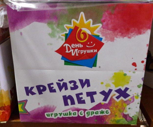 Крези петух игрушка + конфетки ( кричалка). Фото 2. Санкт-Петербург.