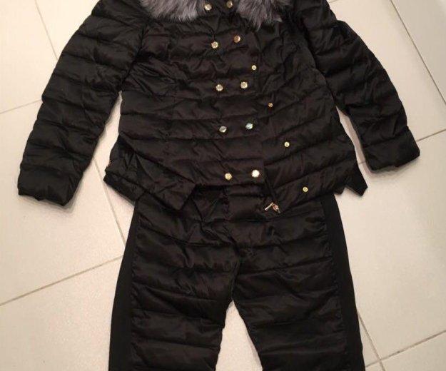 Зимний костюм. Фото 1. Москва.