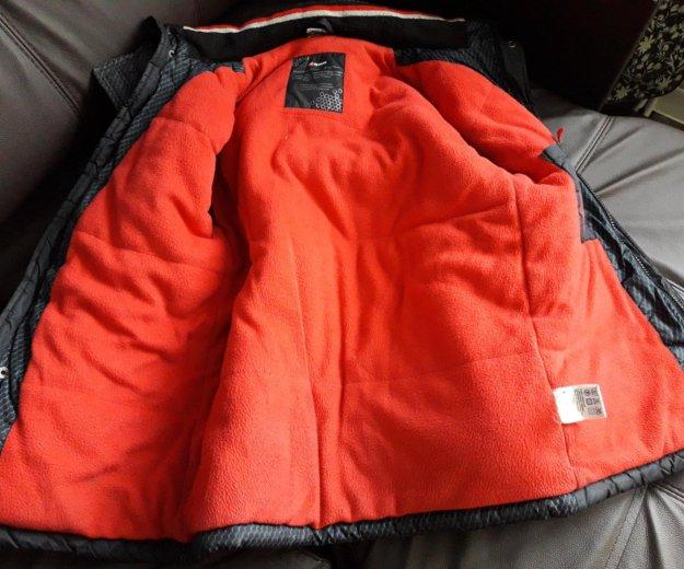 Куртка зимняя для мальчика 8 лет р.134-68. Фото 1. Екатеринбург.