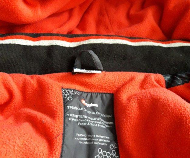 Куртка зимняя для мальчика 8 лет р.134-68. Фото 4. Екатеринбург.