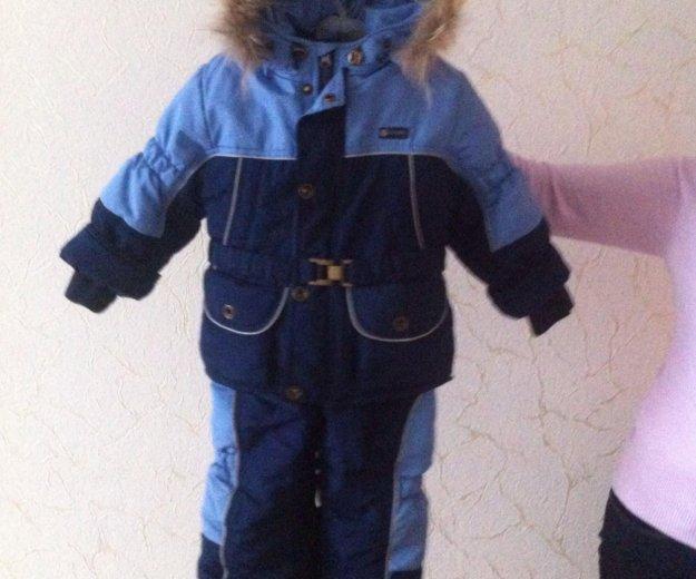 Костюм зимний для мальчика. Фото 2. Самара.