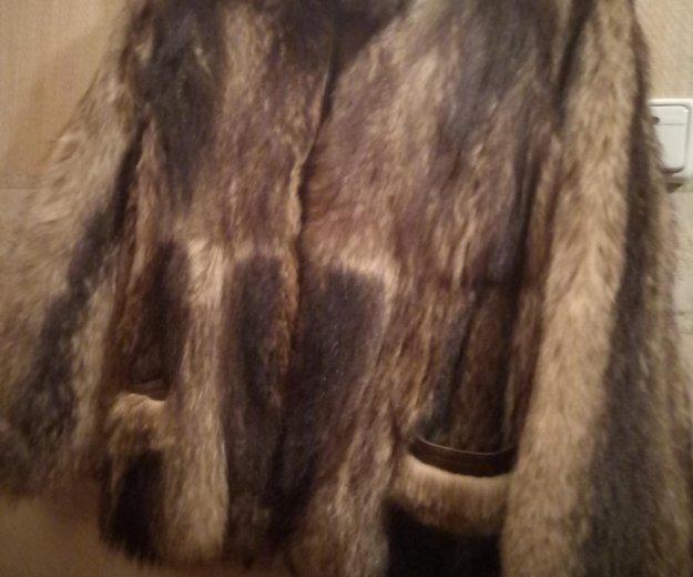 Меховая куртка. Фото 2. Москва.