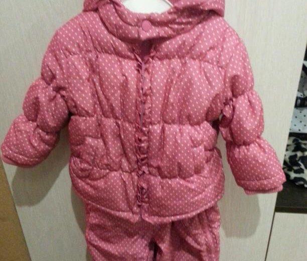 Детский костюм размер 80. Фото 1. Самара.