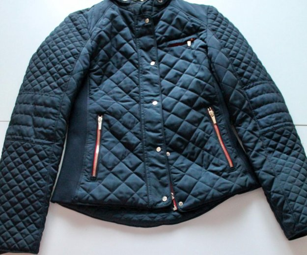 Куртка zara. Фото 1. Бор.
