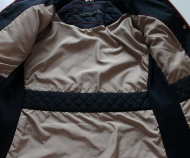 Куртка zara. Фото 2. Бор.