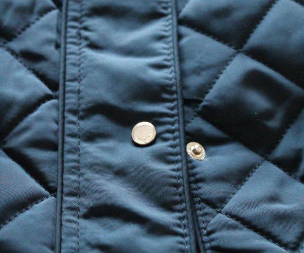 Куртка zara. Фото 4. Бор.