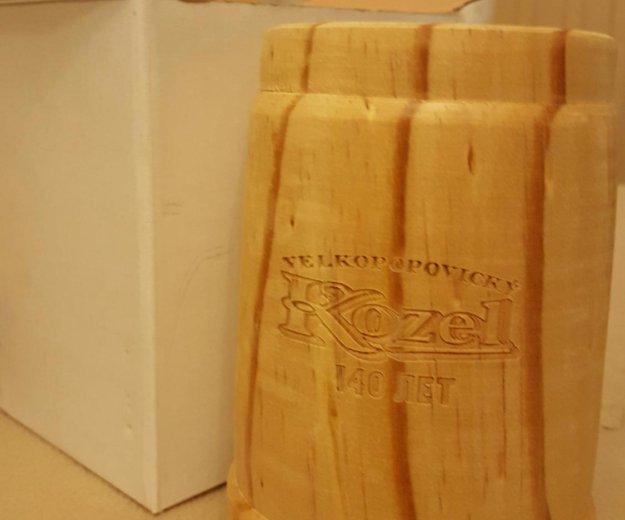 Кружка декоративная деревянная vk. Фото 3. Санкт-Петербург.