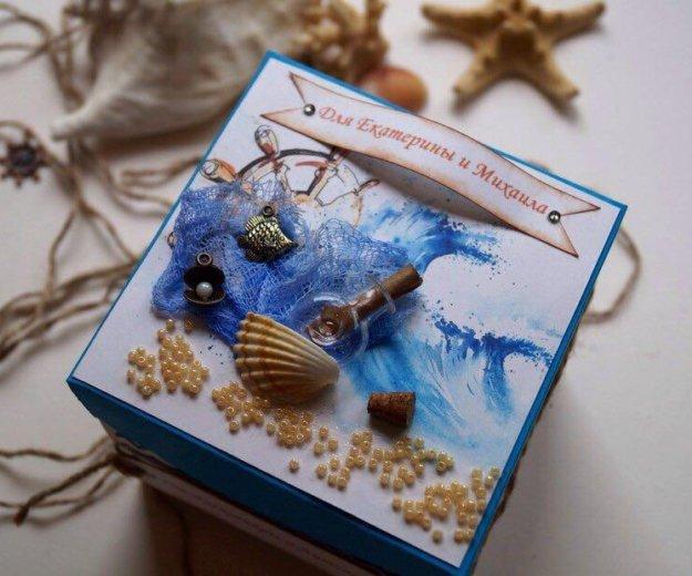 Свадебная коробочка для подарка/денег. Фото 1. Дзержинск.