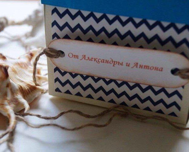 Свадебная коробочка для подарка/денег. Фото 2. Дзержинск.