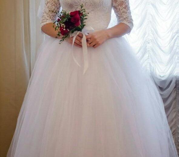 Свадебное платье. Фото 3. Санкт-Петербург.