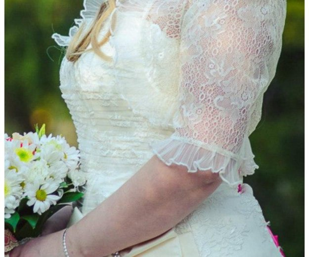 Платье свадебное. Фото 1. Краснодар.