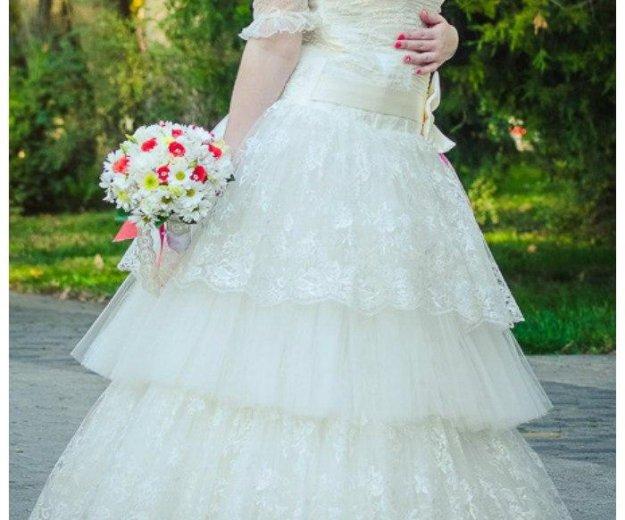 Платье свадебное. Фото 3. Краснодар.