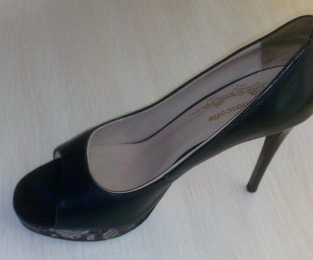 Туфли с открытым носиком. Фото 2. Новочебоксарск.