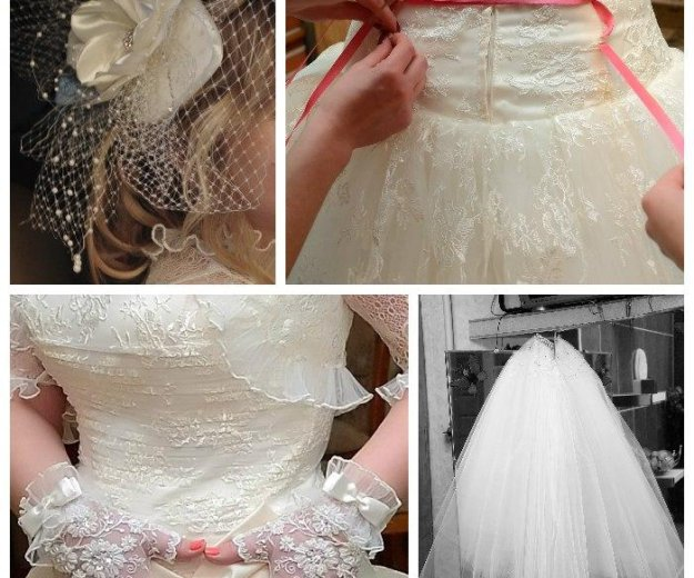 Платье свадебное. Фото 4. Краснодар.
