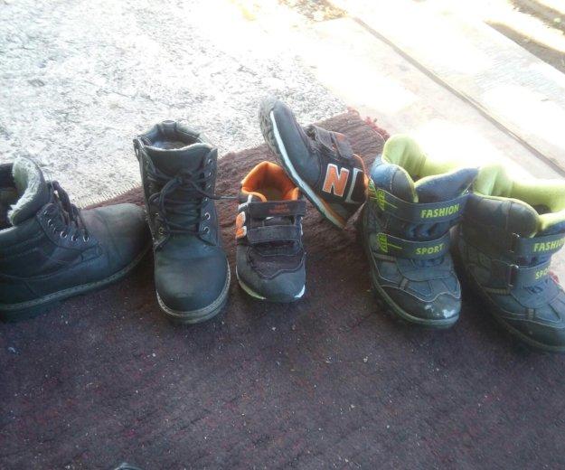 Обувь. Фото 1. Новый Городок.
