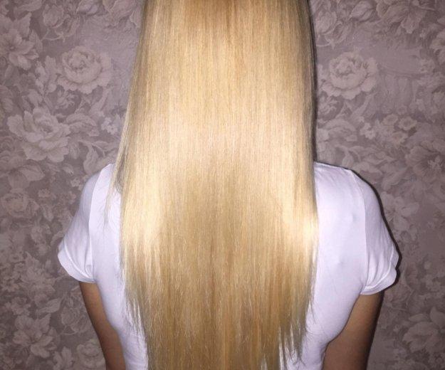 Кератиновое выпрямление волос. Фото 4. Санкт-Петербург.