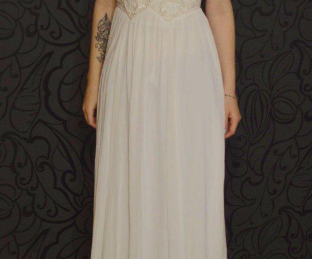 Вечернее/свадебное платье. Фото 2. Ярославль.