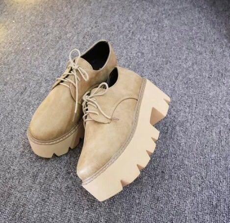 Ботинки оксфорды размер 36. Фото 3.