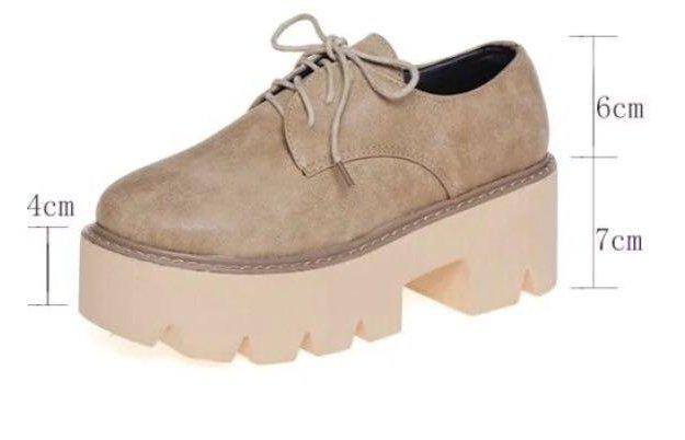 Ботинки оксфорды размер 36. Фото 4.