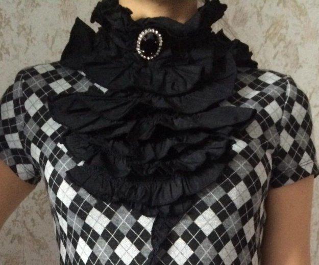 Трикотажное платье. Фото 1. Москва.