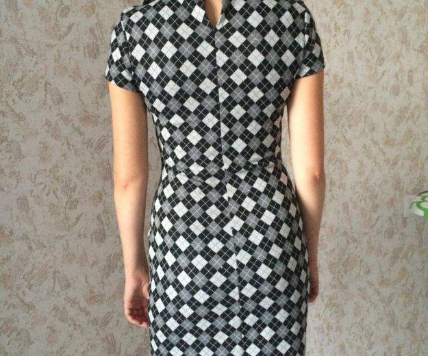 Трикотажное платье. Фото 2. Москва.