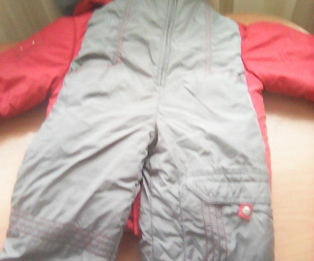 Зимний костюм на мальчика. Фото 2.