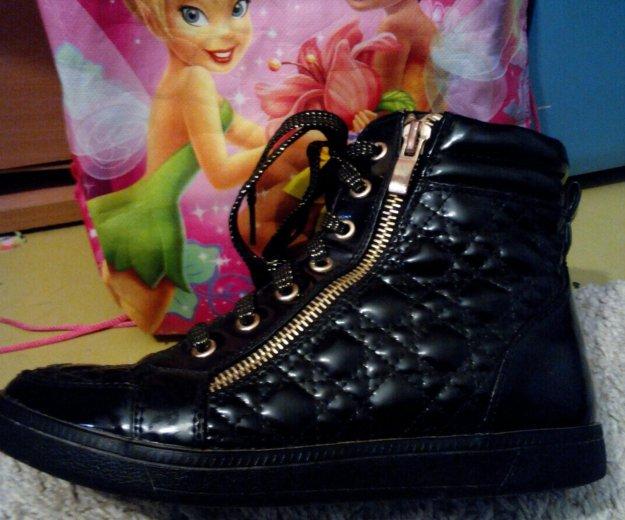 Ботинки для девочки. Фото 1. Новосибирск.