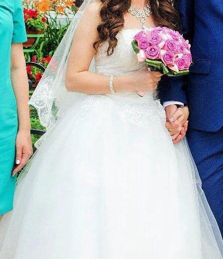 Свадебное платье. Фото 2. Ува.