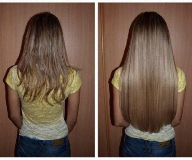 Ленточное наращивание волос. Фото 2. Нижний Новгород.