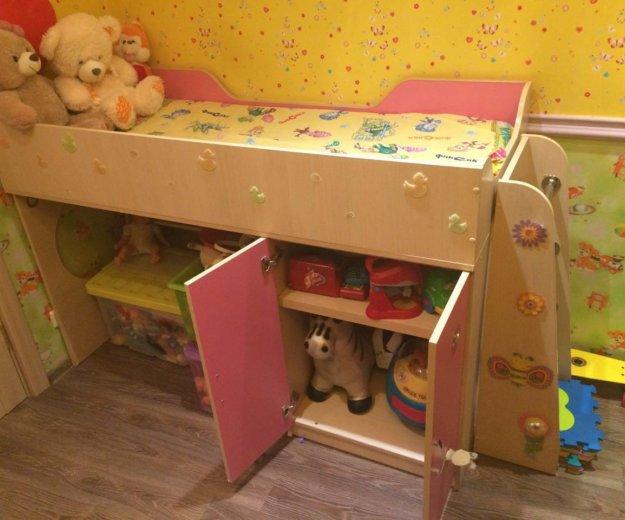 Детская кроватка, для девочки. Фото 3. Москва.