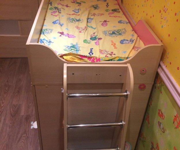 Детская кроватка, для девочки. Фото 2. Москва.