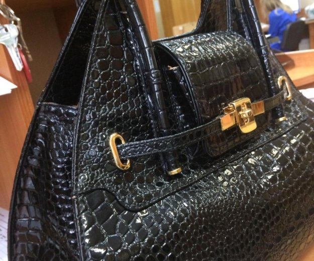 Женская сумка , производство  италия. Фото 3. Москва.