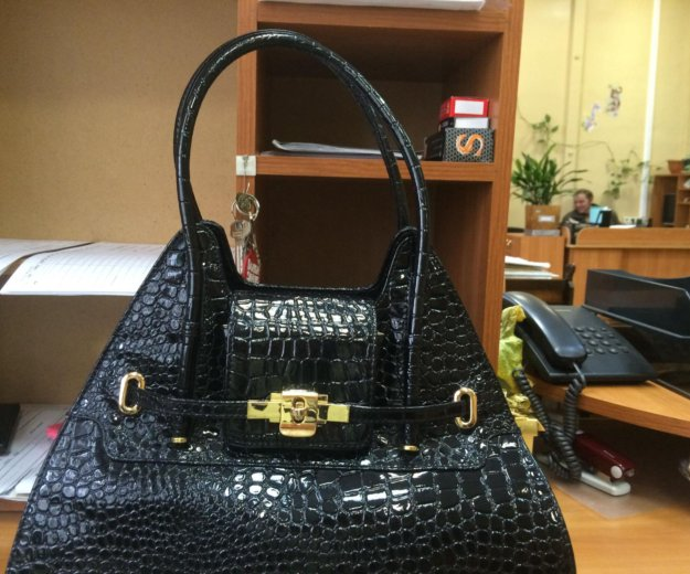 Женская сумка , производство  италия. Фото 1. Москва.